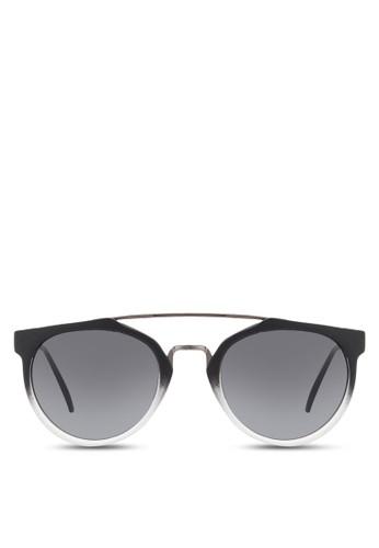 JP0263 金屬條太陽眼鏡, 飾品配件esprit台灣, 飾品配件