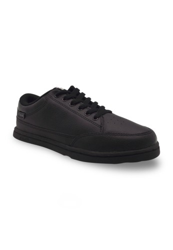FANS black Fans Mulo B - Casual  and School Shoes Black Black FA469SH89FQKID_1