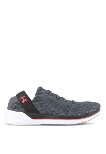 Under Armour grey UA W Rotation Shoes UN337SH0RUF4MY_1
