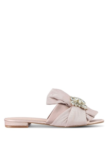 ALDO pink Simaxis Flat Sandals 1124DSH812B81EGS_1