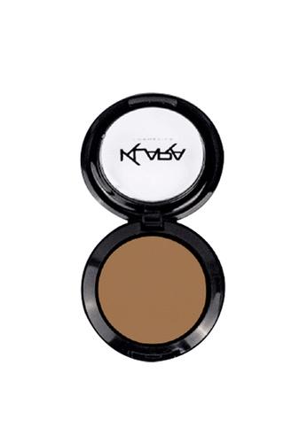 KLARA COSMETICS brown Matte Eyeshadow #25 - Soft Mocha 3976DBE95488ACGS_1