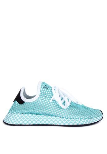 quality design 73ca5 a2286 adidas blue adidas originals deerupt runner parley w 3E06DSH2E6ECAFGS1