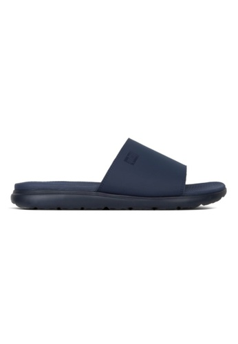 Fitflop navy Fitflop Lido II Slide Midnight Navy 76BE0SHB9F56DFGS_1