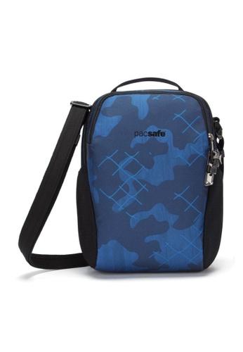 Pacsafe blue Pacsafe Vibe 200 Anti-Theft Crossbody (Blue Camo) 237A4AC3B7D871GS_1