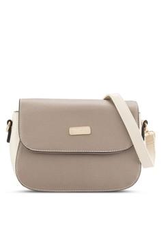 Unisa Duo-Texture 2-Way Usage Sling Bag