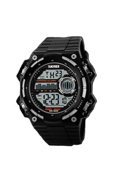 50M Depth Waterproof Sport Digital Winder Watch