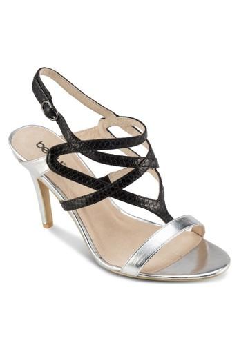 多帶露趾高跟鞋, 女鞋, 細zalora 心得帶高跟鞋