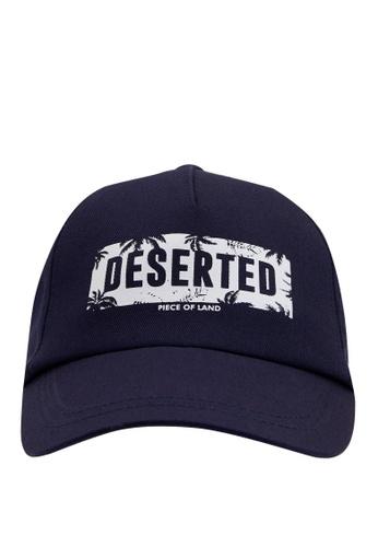 DeFacto blue Man Hat 0E0ECACCCD91B5GS_1
