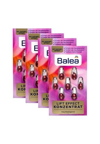 BALEA BALEA Lift Effect Anti-Wrinkle Face Concentrate Serum (7capsules) x4  Pink(BAL-585486C) C73F9BEC1E4C57GS_1