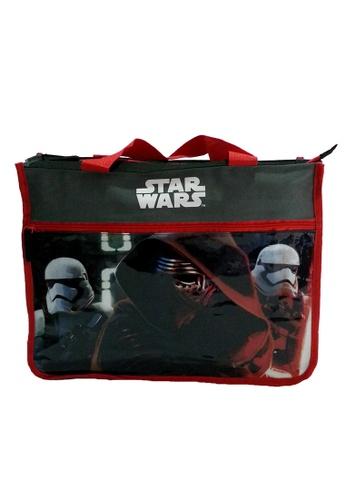 Star Wars black Disney Star Wars Kylo Ren &Trooper Tuition Bag 2182AKC9465679GS_1