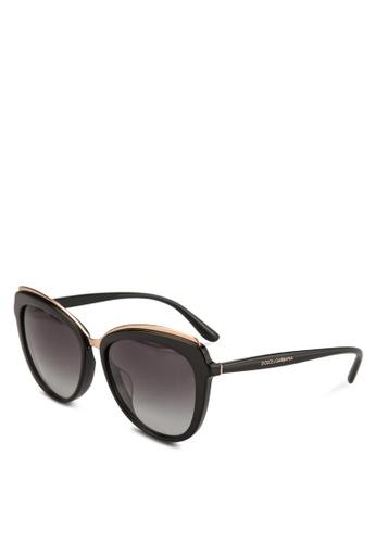 5170ce04ea13 Shop Dolce   Gabbana DG4304F Sunglasses Online on ZALORA Philippines