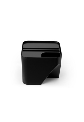 Qualy Qualy Block 20 Recycling Bin (Black) B5386HLF7F1C0FGS_1