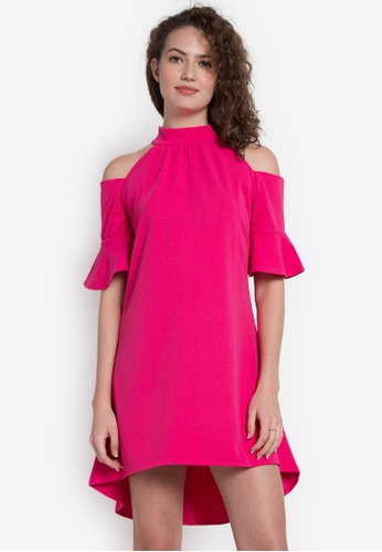 F.101 pink Eravel Dress F1525AA0KL9XPH_1