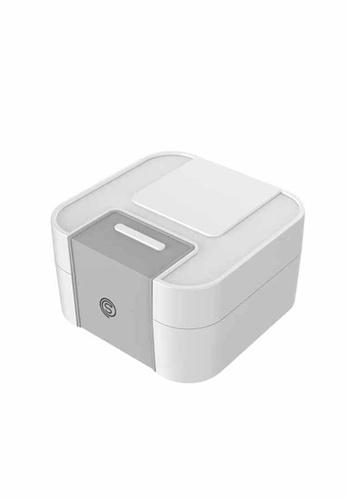 Slique white Bento Lunch Box 1900 Ml 0A329HL3EC9761GS_1