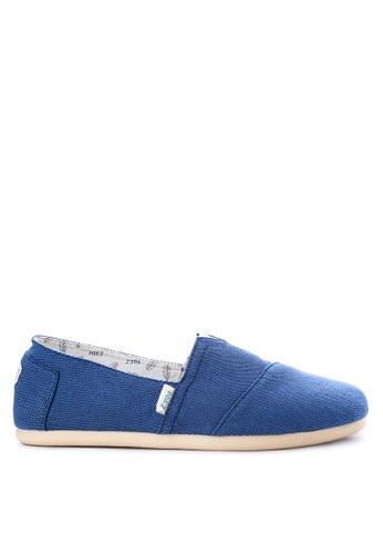 PAEZ blue Combi Men's/SS17 Sneakers PA524SH16IYHPH_1