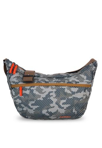 Eiger grey Conceal 2.0 Camo Shoulder Bag 10L - Green AB56EAC829034CGS_1