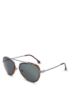 13f2b41594207 Versace brown Versace VE2193 Sunglasses B7676GLE57BFC6GS 1