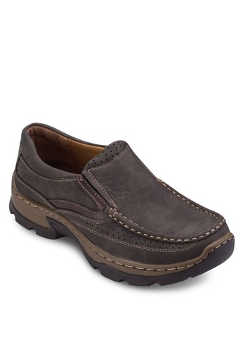 沖孔厚底樂福鞋, 鞋, esprit香港分店鞋
