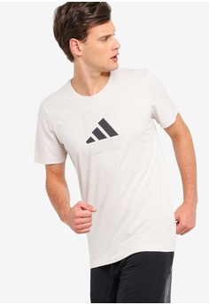 34e095e33f9 adidas white adidas performance graphic tee 3919BAA301A040GS_1