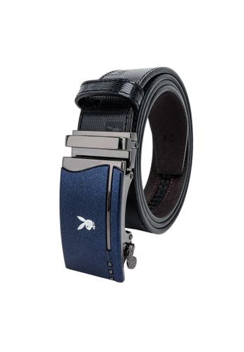 Playboy black Playboy 35mm Automatic Bukle Belt FDF67AC81C091BGS_1
