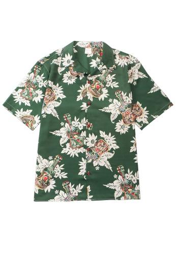 Twenty Eight Shoes Trend Printed Short Shirt MD206031 3B71AAAAE5F0B0GS_1