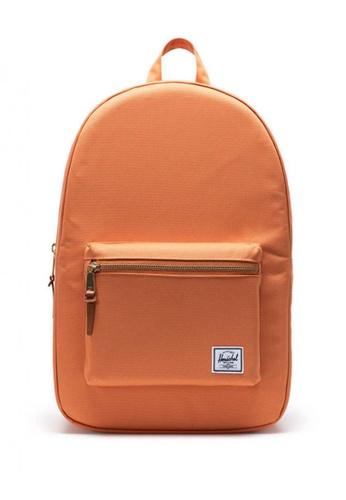 Herschel orange Settlement Backpack 1108BACBE48D9AGS_1