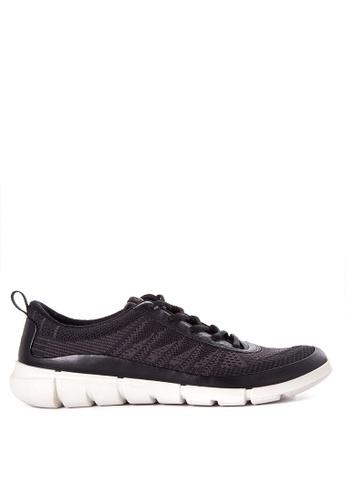 ECCO black Intrinsic Mens Sneakers EC876SH83ODGPH_1