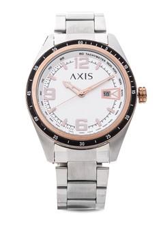 Round Analog Watch AH1235-0112