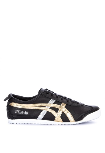 Onitsuka Tiger black Mexico 66 Sneakers AEBEFSHB80AE26GS_1