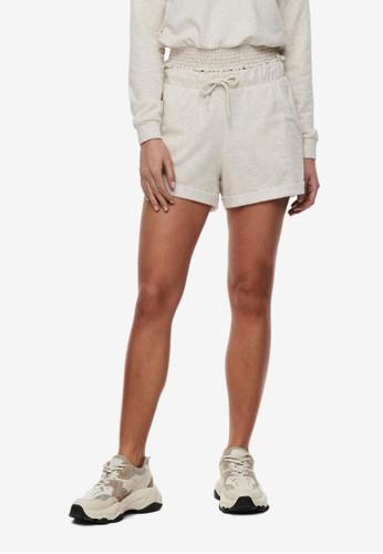 ONLY beige Sweat Shorts 8523AAA2EAA620GS_1