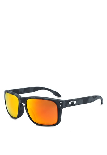 Oakley black Performance Lifestyle OO9244 Sunglasses 6C5D0GLC1253ADGS_1