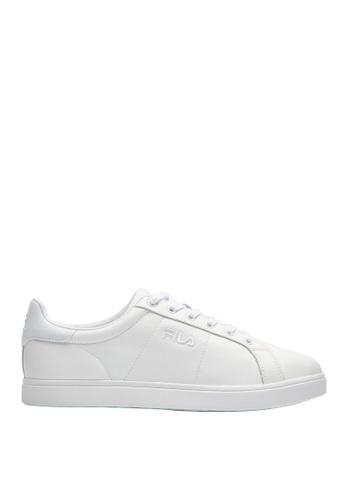 FILA white Heritage Sneakers 7FAF8SHB549D99GS_1