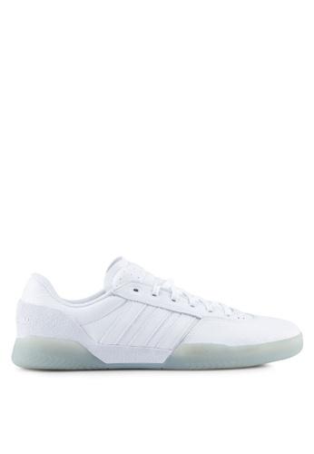 Adidas white adidas city cup AD678SH0KSVUPH_1