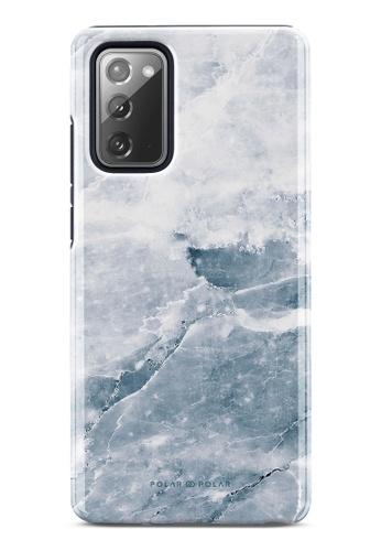 Polar Polar grey Icy Dual-Layer Tough Case Glossy For Samsung Galaxy Note20 5G 60144AC52CC616GS_1