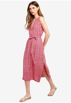 24f6f728f GAP red Zen Maxi Dress 0DA7BAA4A4F667GS_1. Sponsored