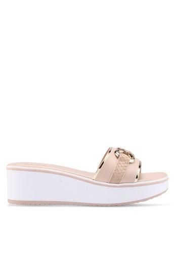 ALDO beige Canolo Beach Sandals D447DSHBD92D98GS_1