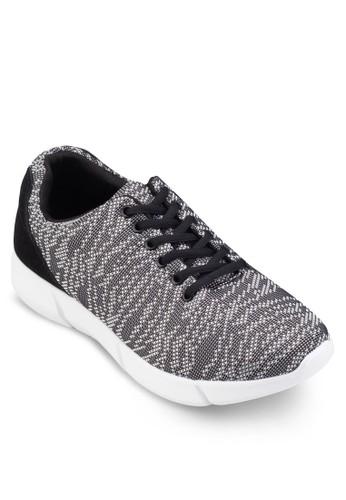 印花esprit 香港布料運動鞋, 鞋, 運動鞋