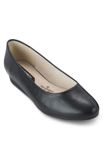 Elisabeth 基本款esprit hk store低楔形鞋, 女鞋, 鞋