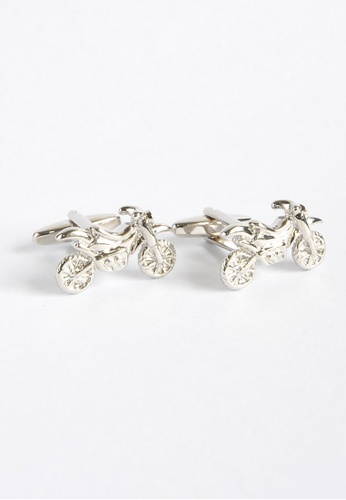 Splice Cufflinks Dirt Bike Cufflinks SP744AC09XYWSG_1