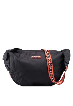 77c6932a4cb7 Superdry black Damon Side Messenger F7937AC635AFE6GS_1
