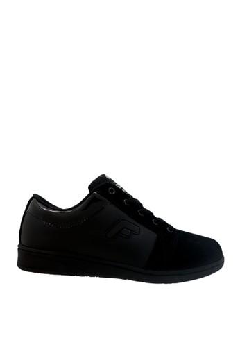 FANS black Fans Solaris B - Casual Shoes for Man FA469SH88LFRID_1