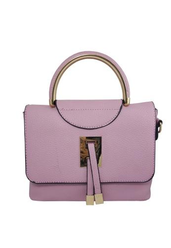 TCWK purple TCWK Women Fashion Sling Bag EE448AC11A3670GS_1