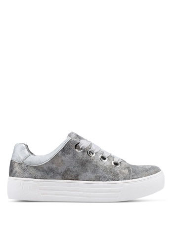 Divine Factory silver Jude Sneakers BD0FASH2302946GS_1