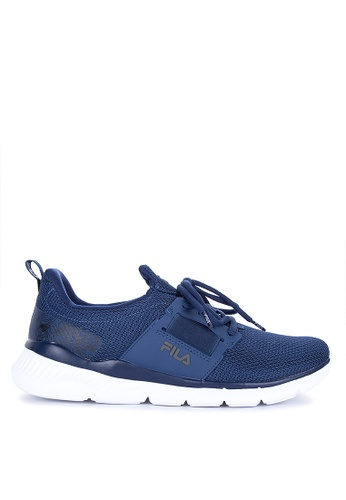 Fila navy Blender Running Shoes 1662ESH49468D7GS_1