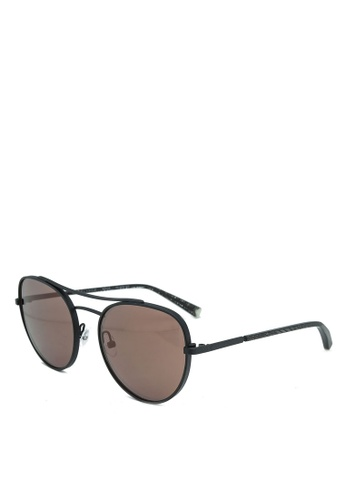 Kendall + Kylie black Reese Sunglasses 5F594GL065381AGS_1
