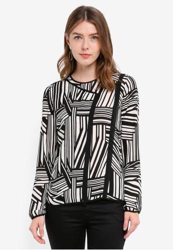 OVS multi Women's Long Sleeves Shirt 2DC9FAA19BC9A3GS_1