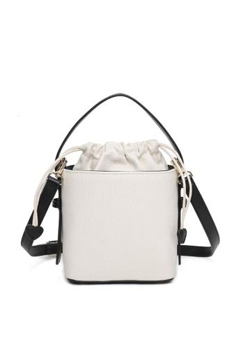 Milliot & Co. black Zanna Top Handle Bag C66A6AC0206BC8GS_1