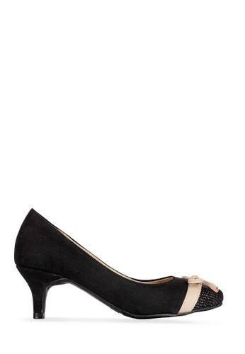 Winona Heels Black