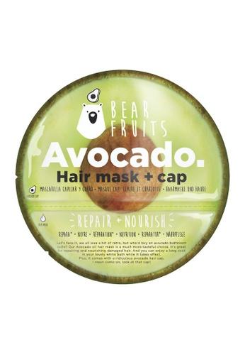 Bear fruits Bear Fruits Hair Mask Avocado 20ml 1D09DESD25EA90GS_1