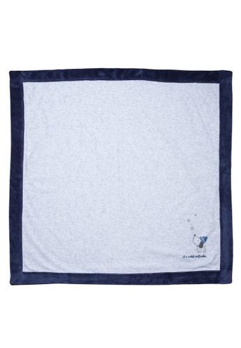 Babybol blue Baby's Blanket AE6BCKCEE9A40BGS_1